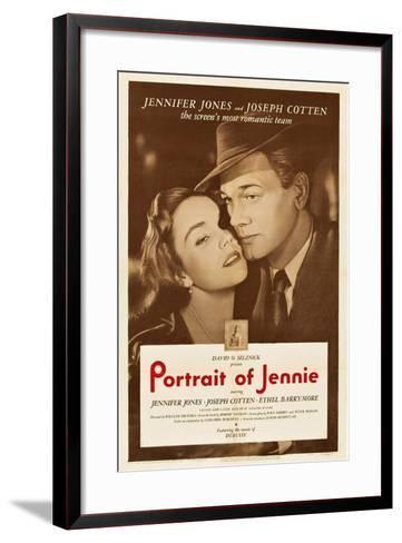Portrait of Jennie--Framed Art Print