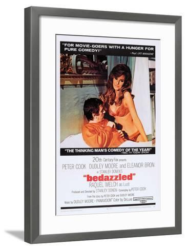 Bedazzled--Framed Art Print