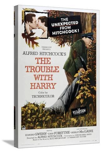 The Trouble with Harry--Stretched Canvas Print