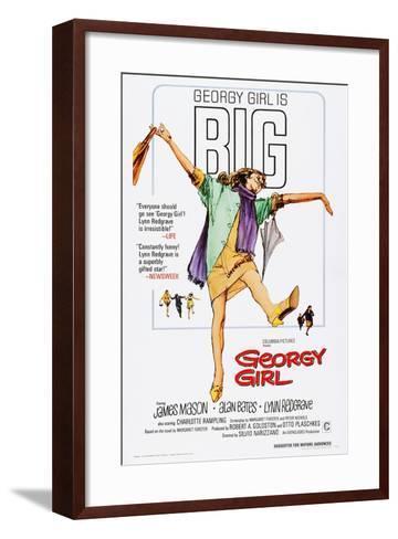 Georgy Girl--Framed Art Print