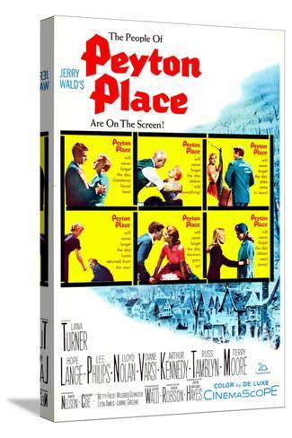 Peyton Place--Stretched Canvas Print