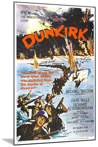 Dunkirk--Mounted Art Print