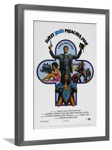 Sweet Jesus--Framed Art Print