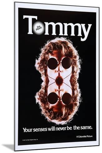 Tommy--Mounted Art Print