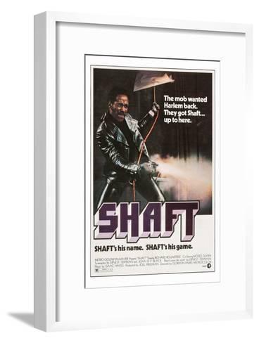 Shaft--Framed Art Print
