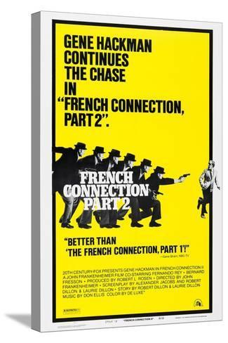 French Connection II, 1975--Stretched Canvas Print