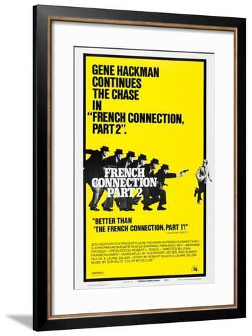 French Connection II, 1975--Framed Art Print