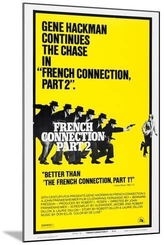 French Connection II, 1975--Mounted Art Print