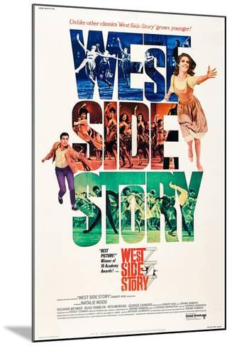West Side Story--Mounted Art Print