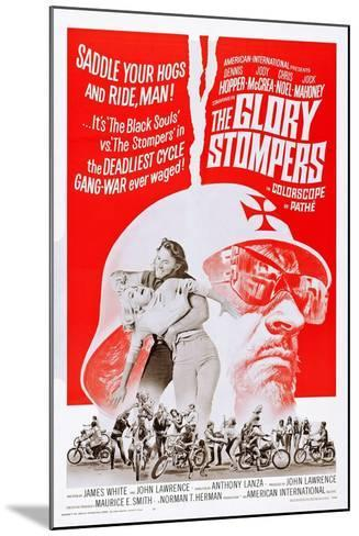 The Glory Stompers--Mounted Art Print