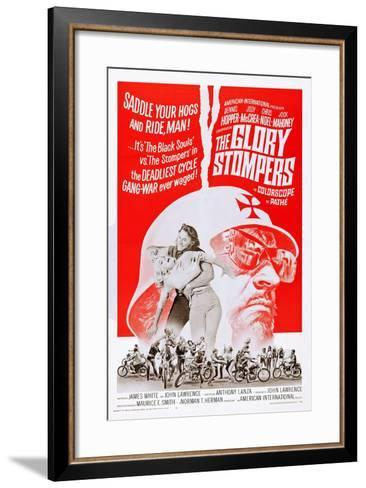The Glory Stompers--Framed Art Print