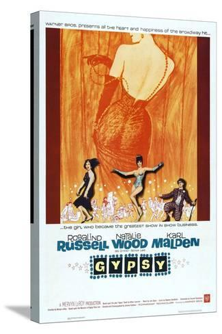 Gypsy--Stretched Canvas Print