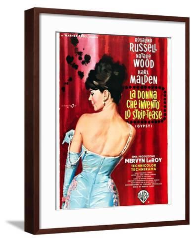 Gypsy--Framed Art Print