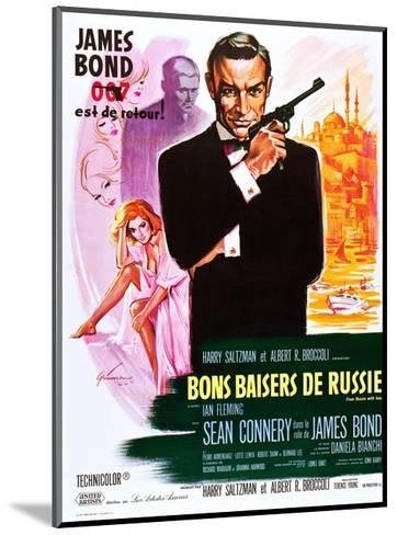 From Russia with Love (aka Bons Baisers De Russie)--Mounted Art Print
