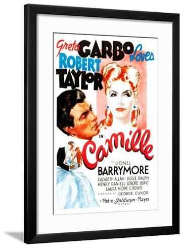 Camille--Framed Art Print
