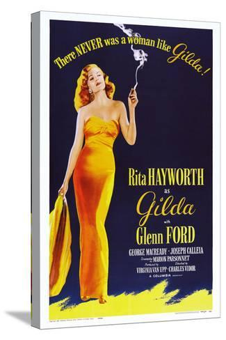 Gilda, 1946--Stretched Canvas Print