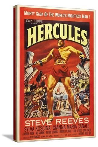 Hercules--Stretched Canvas Print