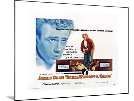 Rebel Without a Cause--Mounted Art Print