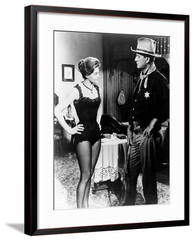 Rio Bravo--Framed Art Print