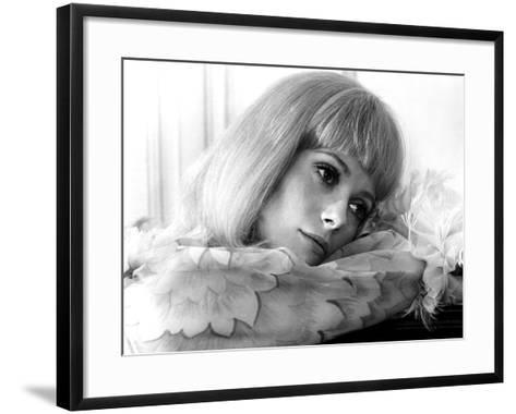 The Young Girls of Rochefort--Framed Art Print