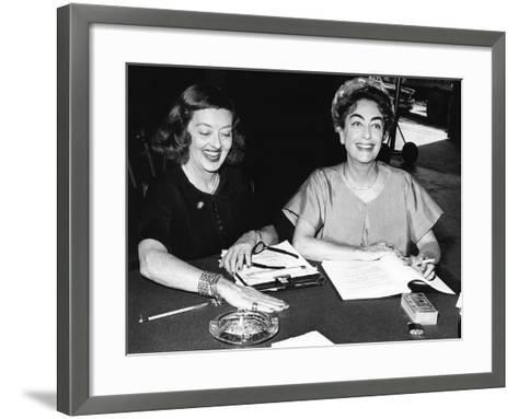 What Ever Happened to Baby Jane?--Framed Art Print