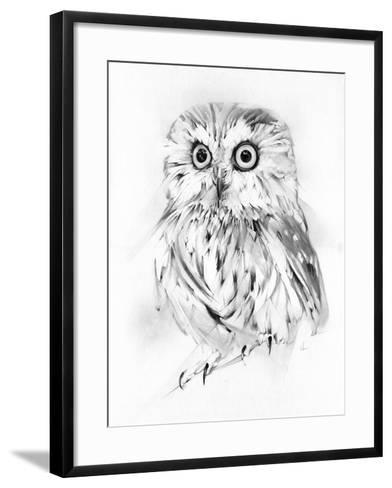 Wise-Alexis Marcou-Framed Art Print