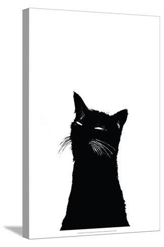 Me Ow-Alex Cherry-Stretched Canvas Print