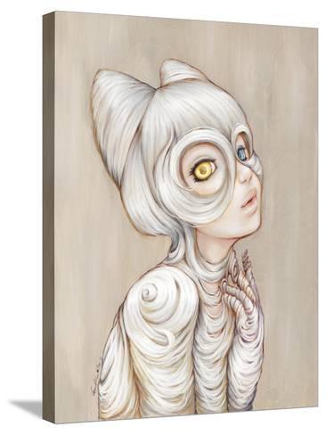Hairball-Camilla D'Errico-Stretched Canvas Print