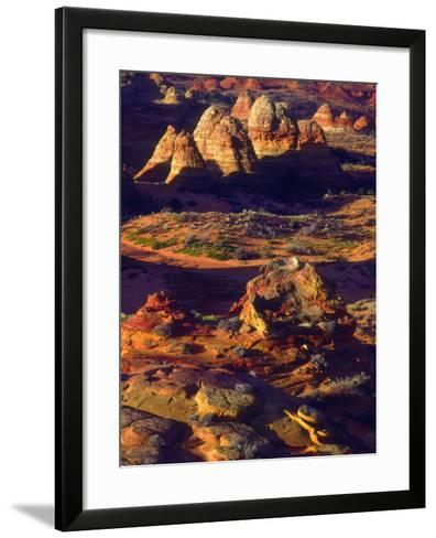 USA, Arizona, Sandstone Formations in the Paria Canyon-Jaynes Gallery-Framed Art Print