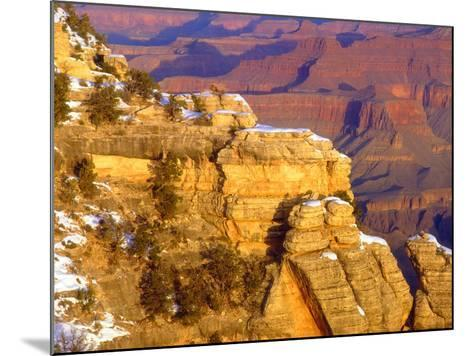 USA, Arizona, Grand Canyon National Park in Winter-Jaynes Gallery-Mounted Photographic Print