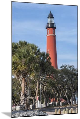 USA, Florida, Ponce Inlet, Ponce De Leon Inlet Lighthouse-Lisa S^ Engelbrecht-Mounted Photographic Print