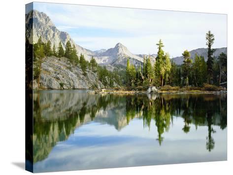 USA, California, Sierra Nevada. Skelton Lake-Jaynes Gallery-Stretched Canvas Print