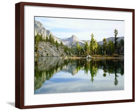 USA, California, Sierra Nevada. Skelton Lake-Jaynes Gallery-Framed Art Print