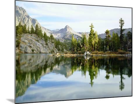 USA, California, Sierra Nevada. Skelton Lake-Jaynes Gallery-Mounted Photographic Print