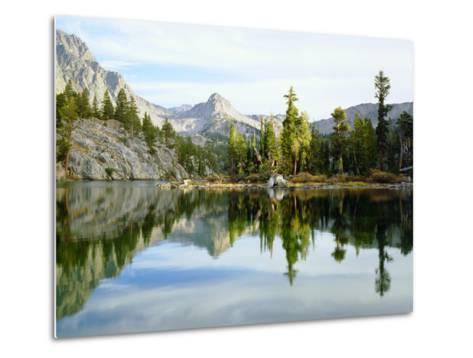 USA, California, Sierra Nevada. Skelton Lake-Jaynes Gallery-Metal Print