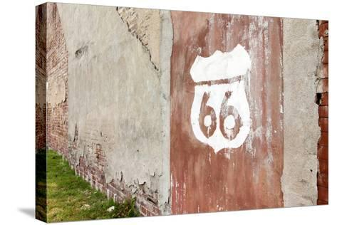 Galena, Kansas, USA. Route 66-Julien McRoberts-Stretched Canvas Print