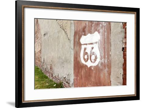 Galena, Kansas, USA. Route 66-Julien McRoberts-Framed Art Print
