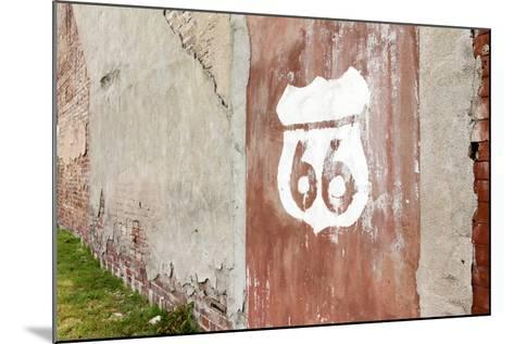 Galena, Kansas, USA. Route 66-Julien McRoberts-Mounted Photographic Print