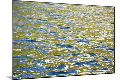 Caribbean, British Virgin Islands, Peter Island. Water Patterns-Kevin Oke-Mounted Photographic Print
