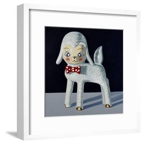 Lamb-Cassie Marie Edwards-Framed Art Print