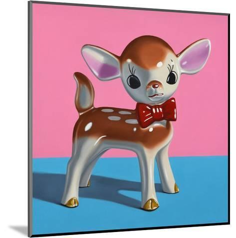 Dapper Deer-Cassie Marie Edwards-Mounted Giclee Print
