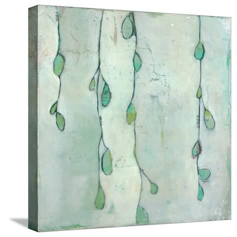 Pod and Vine II-Stephanie Lee-Stretched Canvas Print