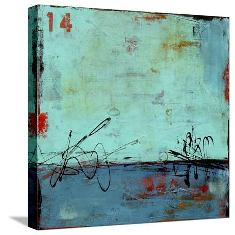 Blue Bay Marina II-Erin Ashley-Stretched Canvas Print