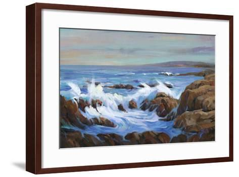 Seascape Faraway I-Tim O'toole-Framed Art Print