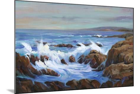 Seascape Faraway I-Tim O'toole-Mounted Art Print