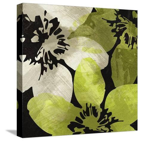 Bloomer Tiles V-James Burghardt-Stretched Canvas Print