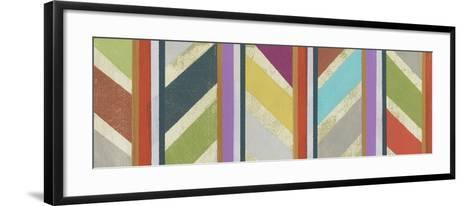 Old Chevron I-Jodi Fuchs-Framed Art Print