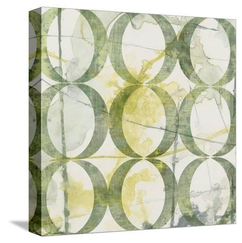 Metric Link III-Jennifer Goldberger-Stretched Canvas Print