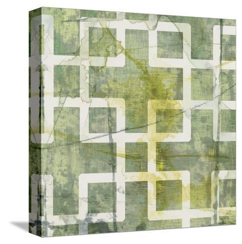 Metric Link VIII-Jennifer Goldberger-Stretched Canvas Print