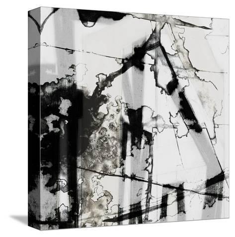In Motion II-Jennifer Goldberger-Stretched Canvas Print